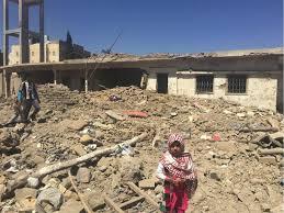 جرائم وانتهاكات تحالف الحرب على اليمن