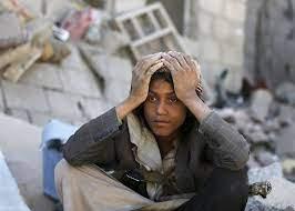 صورة تعبيرية عما يحدث في اليمن